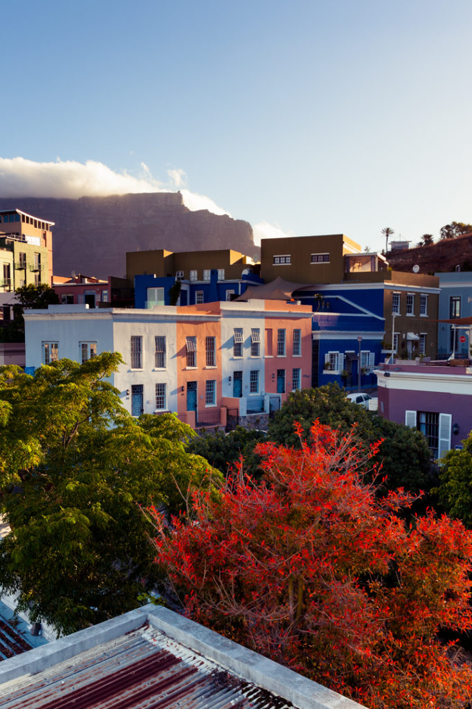 The view from the roof garden of our apartment in De Waterkant, Cape Town. Nikon D700, 28mm, f/11, ISO 400
