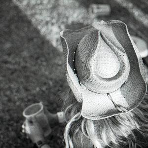Festival Garb. Voigtlander R4A, Leica Summicron 50mm f/2 Type III, Kodak Tri-X 400